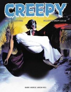 Creepy Archives HC Vol 24