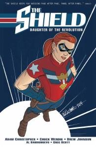 Shield (Dark Circle) TP Vol 01 Daughter Of Revolution