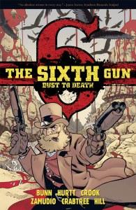 Sixth Gun Dust To Death TP