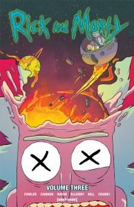Rick and Morty TP Vol 03