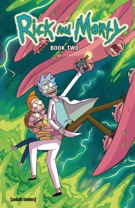 Rick And Morty HC Book 02