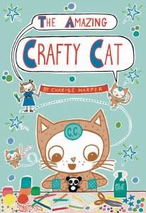 Amazing Crafty Cat GN