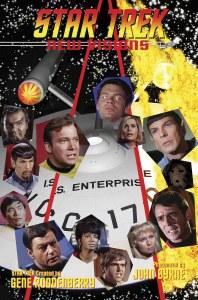 Star Trek New Visions TP