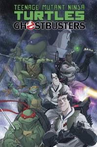 TMNT Ghostbusters TP