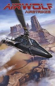 Airwolf Airstrikes TP Vol 01