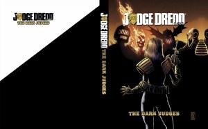 Judge Dredd Classics Dark Judges HC
