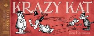 LoAC Essentials King Features HC Vol 01 Krazy Kat 1934