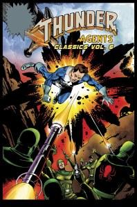 Thunder Agents Classics TP Vol 06