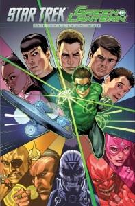 Star Trek Green Lantern TP Spectrum War