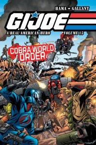GI Joe A Real American Hero TP Vol 15