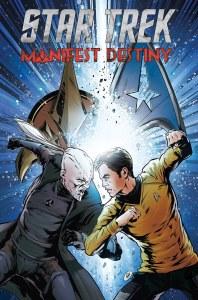 Star Trek Manifest Destiny TP