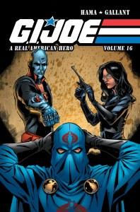 GI Joe A Real American Hero TP Vol 16