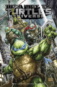Teenage Mutant Ninja Turtles Universe TP Vol 01