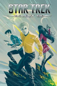 Star Trek Boldly Go TP Vol 01