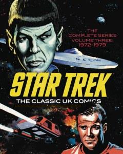 Star Trek Classic UK Comics HC Vol 03