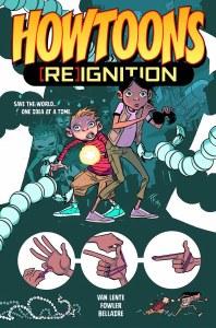 Howtoons Reignition TP Vol 01