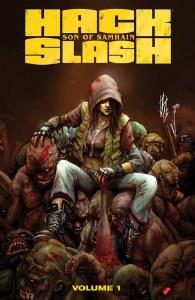 Hack Slash Son of Samhain TP Vol 01