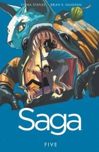 Saga TP Vol 05