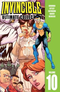 Invincible HC Vol 10 Ultimate Collection