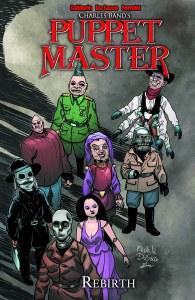 Puppetmaster TP Vol 02 Rebirth