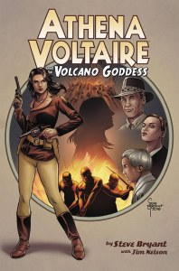 Athena Voltaire Volcano Goddess TP