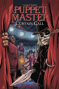 Puppet Master Curtain Call TP