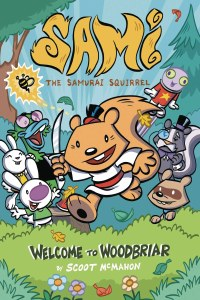 Sami Samurai Squirrel Welcome To Woodbriar GN