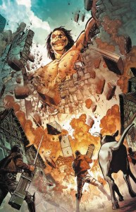 Attack on Titan Anthology Px Ed