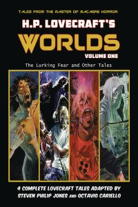 Hp Lovecraft Worlds TP Vol 01 Lurking Fear