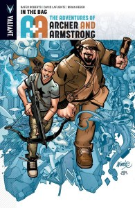 A&A Adventures ofArcher & Armstrong TP Vol 01 In the Bag