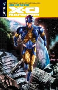 X-O Manowar TP Vol 12 Long Live The King