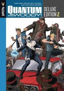 Quantum & Woody Dlx HC Vol 02