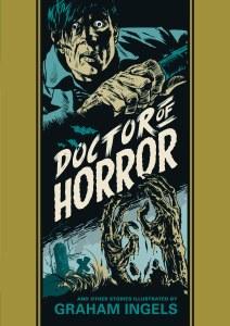 EC Graham Ingels Doctor Of Horror HC