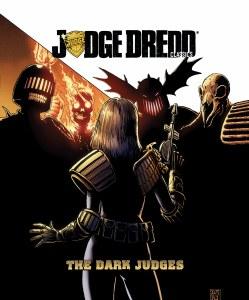 Judge Dredd Classics Dark Judges TP