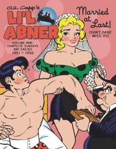 Lil Abner HC Vol 09