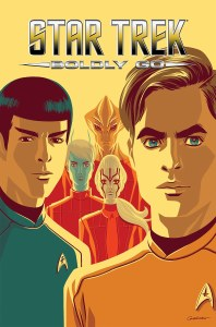 Star Trek Boldly Go TP Vol 02