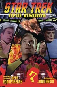 Star Trek New Visions TP Vol 06