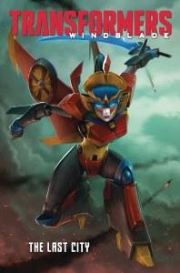 Transformers Windblade Last City TP