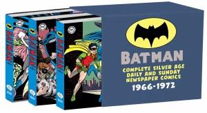 Batman Silver Age Newspaper Comics Slipcase Ed