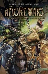 Amory Wars Good Apollo TP Vol 01