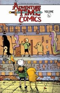 Adventure Time Comics TP Vol 04