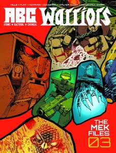 ABC Warriors Mek Files HC Vol 03