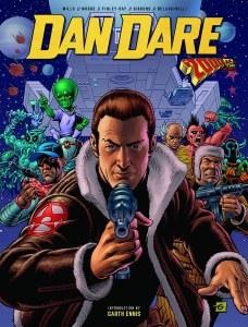 Dan Dare 2000 Ad Years HC Vol 01