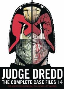 Judge Dredd Comp Case Files TP Vol 14