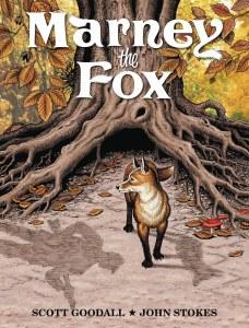 Marney The Fox HC