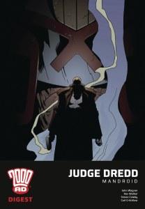 Judge Dredd Mandroid Digest TP