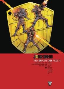 Judge Dredd Comp Case Files TP Vol 31