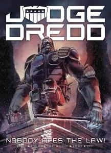 Judge Dredd Nobody Apes Law TP