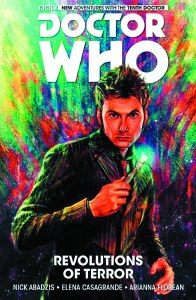 Doctor Who 10th TP Vol 01 Revolutions of Terror