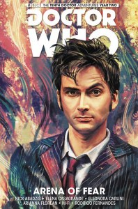 Doctor Who 10th HC Vol 05 Arena Of Fear
